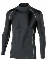 JW-170 BODY TOUGHNESS(ボディタフネス) パワーストレッチハイネックシャツ コンプレッション 2カラー